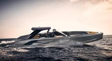 Frauscher Demon Air: la potenza sale a 440 hp ma resta un comodo offshore con 4 posti letto