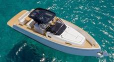 """Pardo Yachts completa la gamma con il """"piccolo"""" 38 walkaround di 12m in versione entro o fuoribordo"""