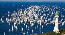 Pace Genova-Trieste con la benedizione della FIV. Accordo di collaborazione tra Salone e Barcolana