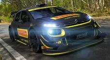 Pirelli, test per sviluppo gomme del WRC 2021 a luglio in Sardegna con Citroen C3 WRC+