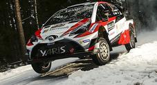 Rally Svezia, Latvala (Toyota) vince la prima speciale. 2°e 3° le Hyundai di Neuville e Sordo