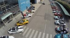 Supercar e superyacht insieme da Arcadia grazie al 6to6 Europe Tour E dal 18 al 21 giugno 100 Ferrari invaderanno la Campania