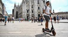Monopattini elettrici, a Milano oltre 150 incidenti in tre mesi. In 136 casi necessario il soccorso medico