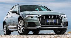 Nuova Audi A6 Allroad: potente come una sportiva, inarrestabile come un Suv