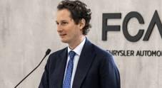 Fca-Psa, Elkann: «Covid conferma ragioni solide della fusione, creeremo un innovativo modello di business»