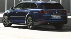Renault Talisman parte forte: anche la Sporter alla sua anteprima in pubblico