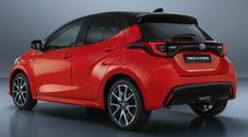 Yaris, generazione quattro della compatta di Toyota. Look sportivo e motore ibrido evoluto