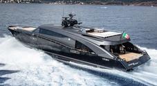"""Baglietto al VYR 2019 con sei barche dai 13 ai 46 metri. C'è anche il """"My Freedom"""" di Roberto Cavalli"""