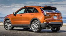 Cadillac XT4, arriva il Suv made in Usa dal look sportivo. Grande abitabilità e un brillante cuore diesel