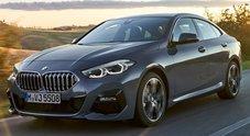BMW allunga la Serie 2, al Salone di Los Angeles svelerà versione la Gran Coupé con 20 cm in più
