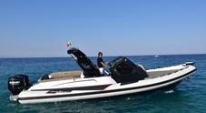 Dopo il Cayman 38, ecco il 35: è la vice ammiraglia di Ranieri che unisce le prestazioni sportive ai 4 posti letto