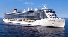 """Arriva Costa Toscana, è alimentata a Lng. Seconda nave della compagnia con carburante """"pulito"""""""
