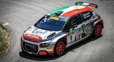 Alla Targa Florio il tris di Crugnola. Citroën C3 R5 ha colto la terza vittoria consecutiva