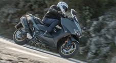 Yamaha, nuovo TMAX, in sella alla settima generazione del maxi-scooter per eccellenza