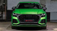 Audi RS Q8, a Los Angeles irrompe il supersuv: V8 turbo da 600 cv e 3,8 secondi nel 0-100 km/h