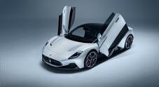Maserati MC20, ecco la nuova super sportiva del Tridente