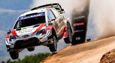 Rally, in Messico ha già vinto Ogier. Annullati gli stage finali per il coronavirus