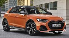 Nuova Audi A1 citycarver. ll Suv per la città dei Quattro Anelli