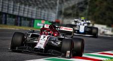 """GP di Russia, Raikkonen """"acchiappa"""" Barrichello: è il pilota che ha disputato il maggior numero di gare in F1"""