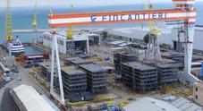 Fincantieri naviga col vento in poppa. Ricavi in crescita del 13% e ordini per 6,5 mld