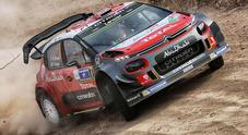 WRC, Rally Messico: Kris Meeke (Citroën C3 WRC) ad un passo dalla vittoria