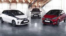 BiTone, livrea bicolore e finiture esclusive: Toyota Yaris strizza l'occhio alle fashion car