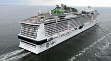 Msc Grandiosa, la super nave è un gioiello tecnologico: dal design innovativo ai motori di ultima generazione