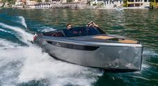 Cranchi raddoppia: prima a Viareggio, poi a Venezia. Pronto per la stagione 2019 il nuovo day-cruiser E26 Classic