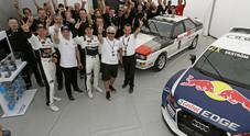 WRX, in Portogallo l'Audi S1 di Ekström fa il bis superando la Peugeot 208 di Loeb
