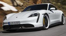 Porsche, arriva Taycan. La sportiva elettrica con 761 cv. Autonomia 450 km