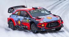 WRC, Rally di Svezia al via ma stravolto. Percorso più corto per la poca neve