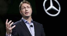 Daimler AG snellisce la struttura di comando Mercedes. Lindenberg nuovo CFO, Schaefer COO, Vans sotto Kallenius