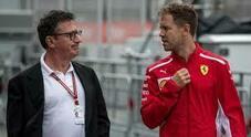Ferrari, Camilleri: «Da Formula 1 impatto più pesante su conti 2020. Anno con meno gare e meno entrate da sponsor e diritti»