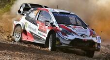 Evans (Toyota Yaris) vince il Rally di Turchia e balza al comando della classifica del mondiale