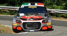Sbarca in Sicilia il CIR. Al Targa Florio Rally continua la sfida Basso-Crugnola per il titolo