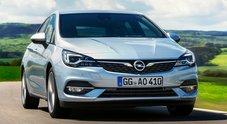 Opel Astra, un restyling di sostanza: migliorano sicurezza, comfort ed efficienza