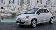 500 Dolcevita rilancia la piccola 62enne di casa Fiat. Napolitano: «Pronti per l'elettrica, arriverà a primavera 2020»