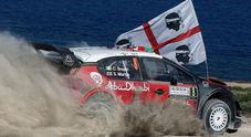 WRC, Rally d'Italia in Sardegna dal 29 ottobre. Fissata la data della tappa italiana del mondiale