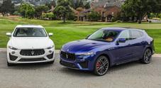 Maserati rinnova la gamma Levante con GTE e Trofeo, Suv con potenza e prestazioni da supercar