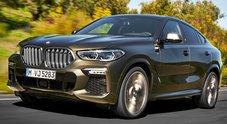 BMW X6, arriva la terza generazione dello Sports Activity Coupé. Più elegante e spazioso