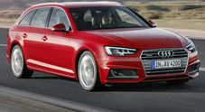 Audi, tutto pronto per la nuova A4: sarà un grande salto generazionale
