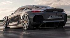 Koenigsegg, arriva l'hypercar ibrida plug-in Gemera: una 4 posti da 400 km/h e 0-100 km/h in 1,9 secondi