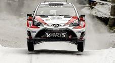 Latvala domina in Svezia, la Toyota torna a vincere dopo 18 anni