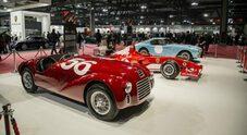 Autoclassica, al via in fiera a Milano la rassegna europea di automobilismo classico e sportivo