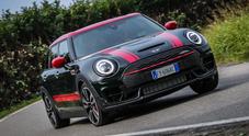 Mini Clubman fresca di restyling. Dinamismo e agilità al top 2.0 turbo benzina da 306 cv