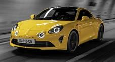 Rilancio Alpine con le serie speciali A110 Légende GT e la SportsX che richiama i rally