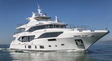 Al Versilia Yachting Rendez-vous 3 yacht Benetti della categoria Class