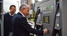 Mobilità elettrica, Enel installerà 300 colonnine di ricarica nei porti italiani