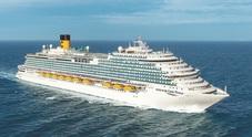 Costa Crociere, si chiamerà Firenze la nuova nave per il mercato cinese in arrivo nel 2020