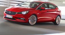Astra, fattore K per la nuova generazione: tecnologia ed efficienza Opel per vincere